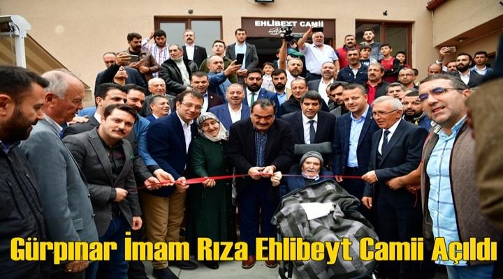 Gürpınar İmam Rıza Ehlibeyt Camii Açıldı