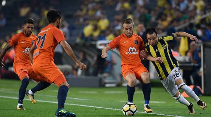 Fenerbahçe 2-3 Medipol Başakşehir