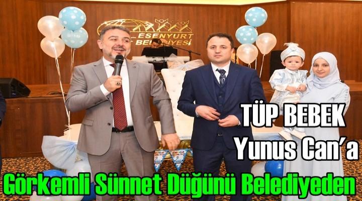 Esenyurt Belediyesi Yunus Can'ı Unutmadı