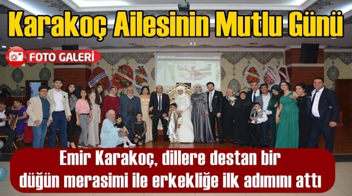 Karakoç Ailesinin Mutlu Günü