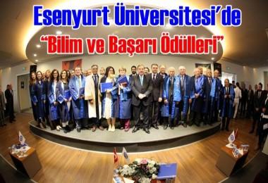 Kadıoğlu, Bilim ve Başarı ödüllerini Takdim etti