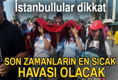İstanbullulara kritik uyarı
