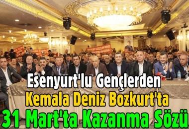 Gençlerden Bozkurt'ta 31 Mart'ta Kazanma Sözü