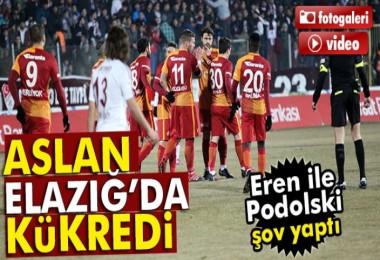 Elazığspor Galatasaray Türkiye Kupası maçı