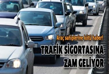 Trafik Sigortasına Zam!