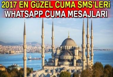 En yeni Cuma mesajları ve en güzel 2017 Cuma WhatsApp smsleri| 11 Ağustos Cuma günü resimli mesajları cuma sözleri