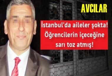 Avcılar'daki Tacizci Öğretmen Tutuklandı