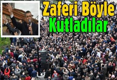 Esenyurt Belediye Başkanı Bozkurt'u binler karşıladı