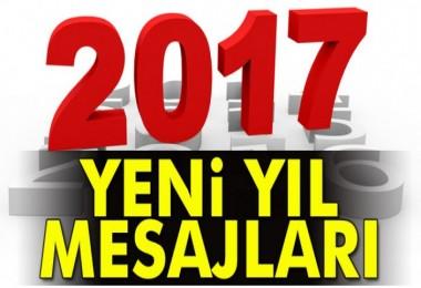 2017 yılbaşı mesajları