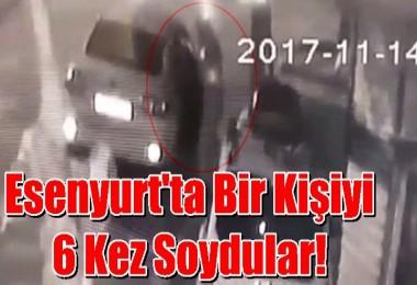 Esenyurt'ta Esnafa 6'ncı Kez Hırsızlık Şoku