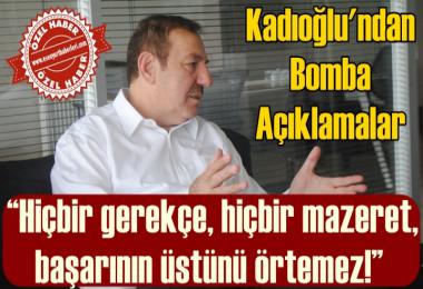 Esenyurt eski Belediye Başkanı Necmi Kadıoğlu sessizliğini Kent Haber'e bozdu: