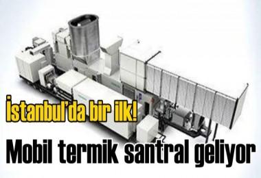 İstanbul'da bir ilk!