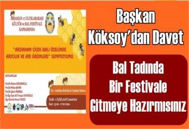 Bal Tadında Bir Festivale Gitmeye Hazırmısınız