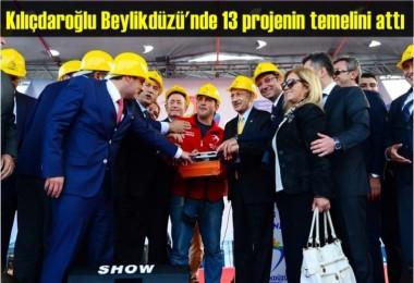 Kılıçdaroğlu Beylikdüzü'ndeydi