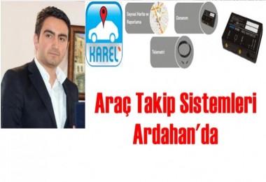 Araç Takip Sistemleri Ardahan'da