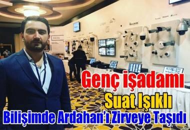"""""""IŞIKLI"""" Bilişimde Ardahan'ı Zirveye Taşıdı"""