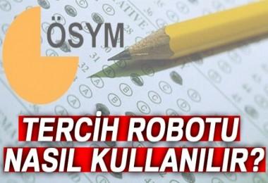 LYS Tercih Robotu | LYS Tercih robotu nasıl kullanılır | LYS tercih robotu yayınlandı mı