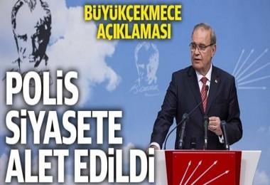 CHP'den Büyükçekmece'deki 'sahte seçmen' iddialarına cevap