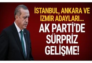 AK Parti'de Sondakika Kararı