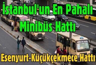 İstanbul'un En Pahalı  Minibüs Hattı Esenyurt ve Küçükçekmece'de