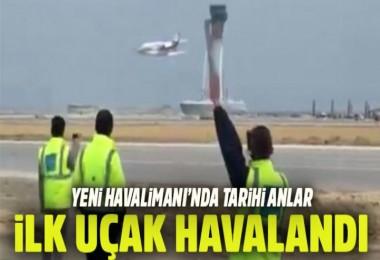 3. Havaliman'ında Tarihi an