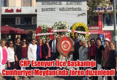 CHP'li Gökmen: CHP ve Cumhuriyet ilelebet yaşayacak