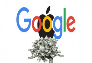 Google Apple'a bir servet ödedi