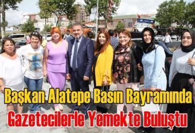 Alatepe Basın Bayramını Kutladı