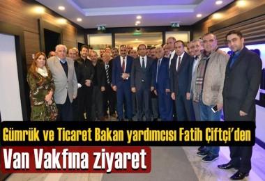 İstanbul'dan Güçlü Van Sesi Duyuyoruz