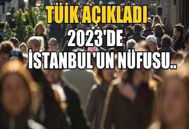 TÜİK; İstanbul için 2023 tahminini açıkladı