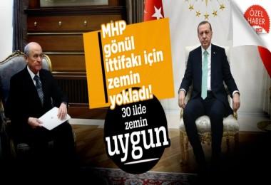 MHP'den 'yerel seçim' açıklaması: 30'a yakın ilde ittifak olacak