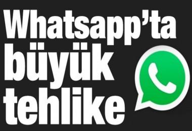 WhatsApp Açık Verdi!