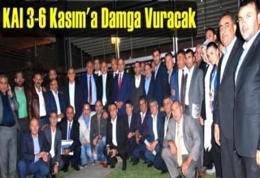 KAI 3-6 Kasım'a Damga Vuracak
