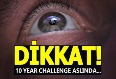 '10 Years Challenge'la ilgili korkutan iddia!