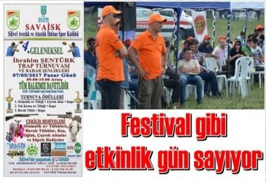Festival gibi etkinlik