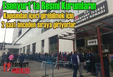Mülteciler Şehri Esenyurt