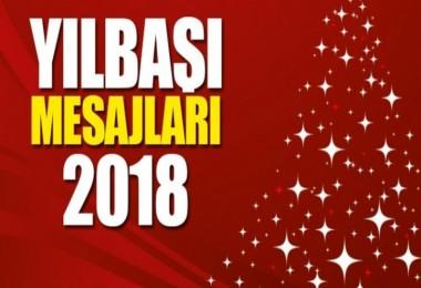2018 yeni yıl mesajları