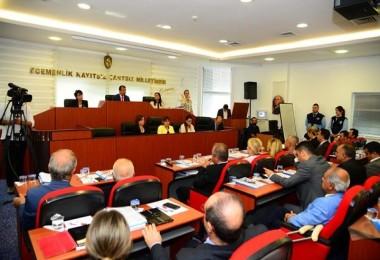 Beylikdüzü Belediyesi Meclisi toplandı