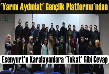 Yarını Aydınlat Gençlik Platformu'ndan Açıklama
