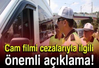 Cam filmi cezalarıyla ilgili önemli açıklama