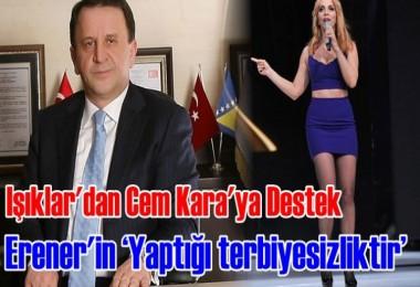 Silivri Belediye Başkanı Özcan Işıklar: 'Yaptığı terbiyesizliktir'