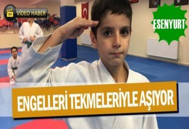 Mehmet Engellere Meydan Okuyor..