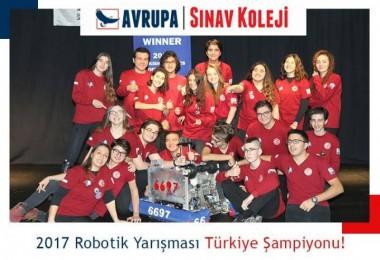 Avrupa Sınav Koleji'nden Büyük Başarı