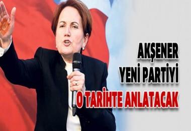 Meral Akşener Avcılar'da  'Yeni Parti'yi anlatacak