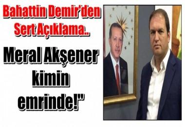 Bahattin Demir: