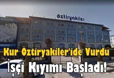 İşçi Çıkarma Kervanına Öztiryakiler'de  katıldı!