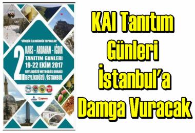 KAI Tanıtım Günleri İstanbul'a damga vuracak