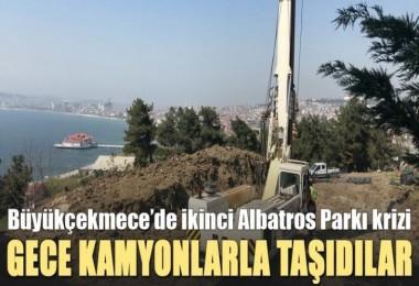Büyükçekmece'de ikinci Albatros Parkı krizi