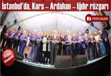 İstanbul'da, Kars – Ardahan – Iğdır rüzgarı