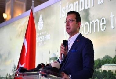 İmamoğlu'undan Mülteci Açıklaması